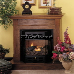 Comfort Glow vent free fireplace, vent free heater, gas firepit @ FMC