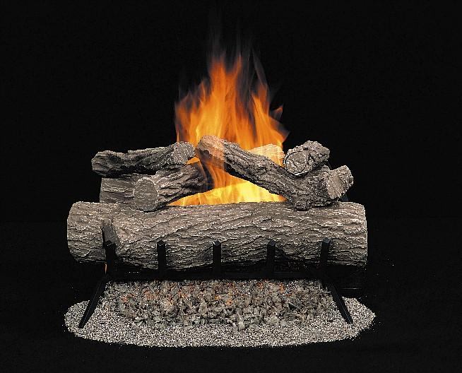 Comfort Glow Bronze Series Vented Gas Log Set