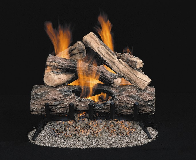 Comfort Glow Gold Series Vented Gas Log Sets