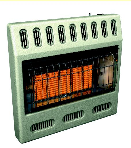 Glo Warm Plaque Infrared Heater Gwrn30t Gwrp26t